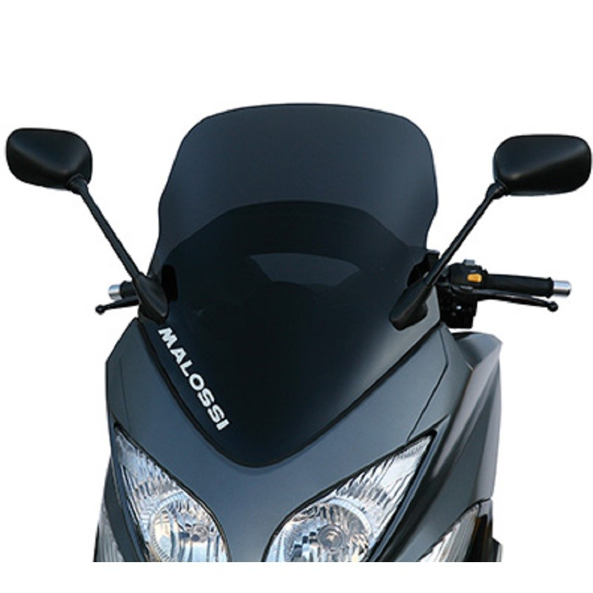 bulle yamaha 500 tmax 2008 2011 malossi sport fum fonc pas cher. Black Bedroom Furniture Sets. Home Design Ideas
