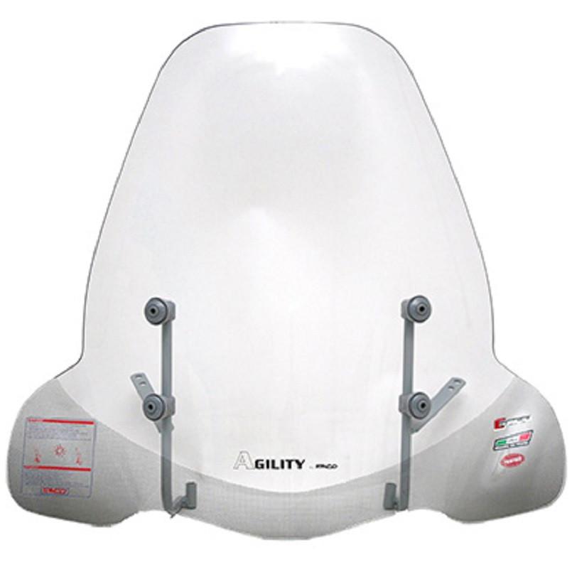pare brise kymco 125 agility haute protection faco pas cher. Black Bedroom Furniture Sets. Home Design Ideas