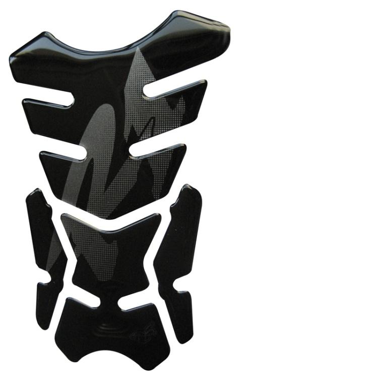 Protection de reservoir adhesive Yamaha R1 Noir