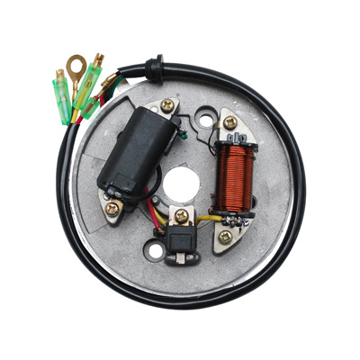 Stator Allumage Adaptable MBK 51 (Avec Platine)