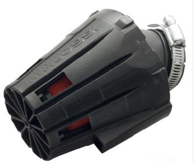 Filtre à air Malossi E5 PHBN-PHVA Noir