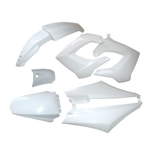 Kit carenages Derbi Senda Xtreme / Xrace (Blanc)