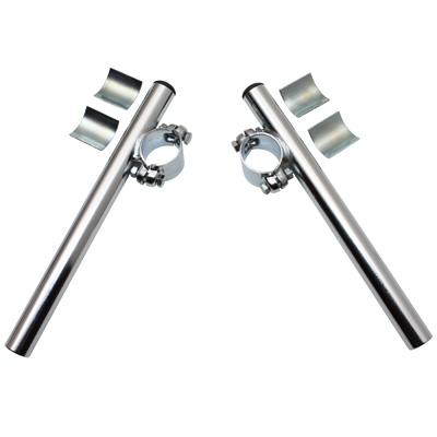Guidon Replay Bracelet Diam 32-35Mm Acier Chrome (Paire)