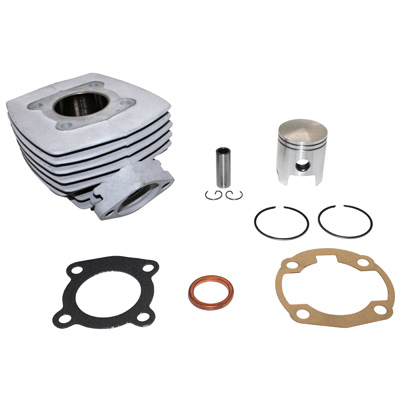Cylindre Adaptable PEUGEOT 50 Fox -Alu Nikasil Airsal-
