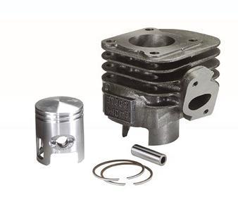 Cylindre adaptable Ovetto (Moteur Minarelli air horizontal) - avec joints