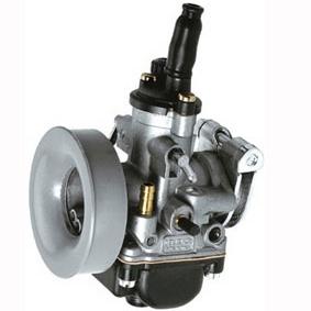 Carburateur Dellorto D19mm PHBG montage rigide (+ raccord huile)