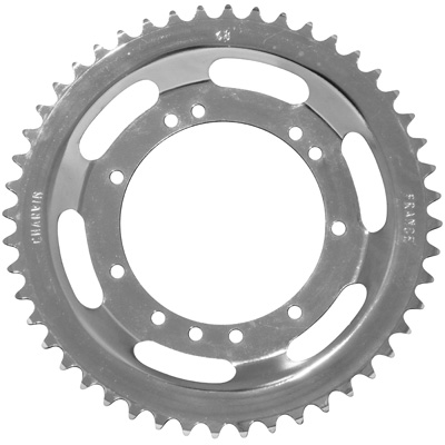 Couronne Adaptable MBK 51 Roue Rayons 48 Dts (Alesage 94Mm) 11 Trous