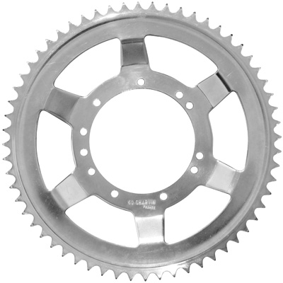 Couronne Adaptable MBK 51 Roue Rayons 60 Dts (Alesage 94Mm) 11 Trous