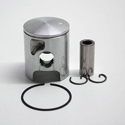 Piston Polini Pour MBK 51 Air Et Liquide