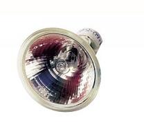 Lampe 12V 20W D50 Bleu dichroique halogène