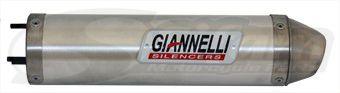 Silencieux Giannelli Derbi 50 DRD Xtreme (aluminium)