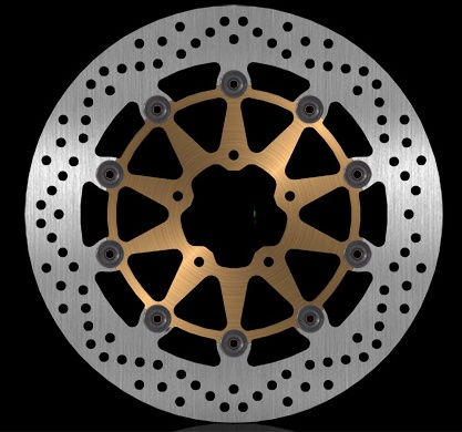 Disque de frein Suzuki 600 / 750 / 1000 GSX-R - NG