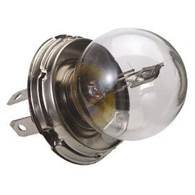 Lampe 12V 45/40W type P45T
