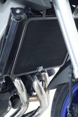 Grille de radiateur Alu Yamaha 850 MT-09 Noir RG