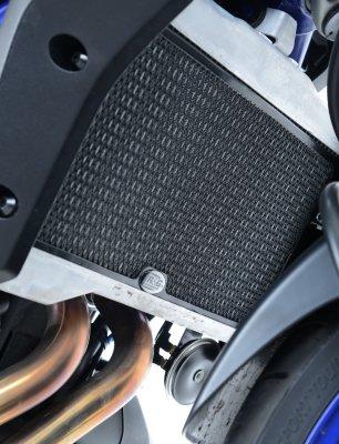 Grille de radiateur Alu Yamaha 700 MT-07 Noir RG