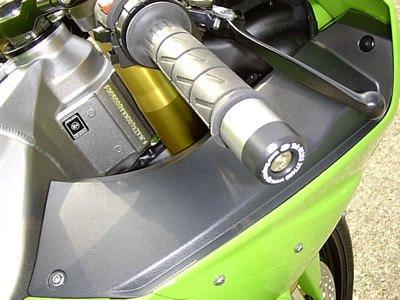 Embout de Guidon Moto KAWASAKI R&G