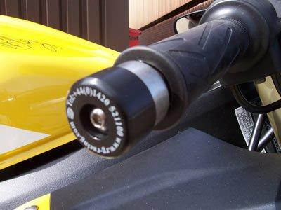 Embout de Guidon Moto YAMAHA 600 YZF-R6 1999-2005 R&G