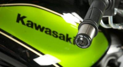 Embout de Guidon Moto KAWASAKI 750 / 1000 Z 2003-2009 R&G
