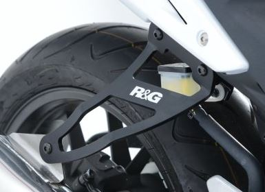 Kit Suppression Repose Pied HONDA 500 CB500F / CB500X Noir RG RACING