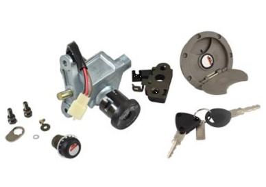Contacteur a clef MBK 50 Nitro 2003-2012 (3 fils)