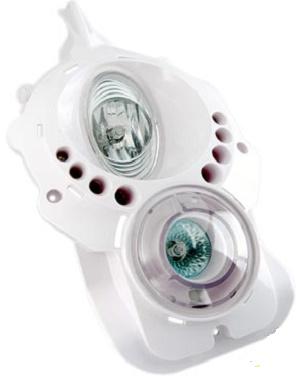 Optique de phare Ludix tuning a Led blanc