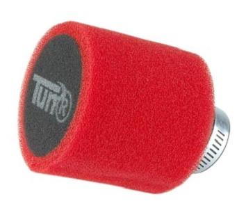 Filtre à air TunR mousse rouge et noir