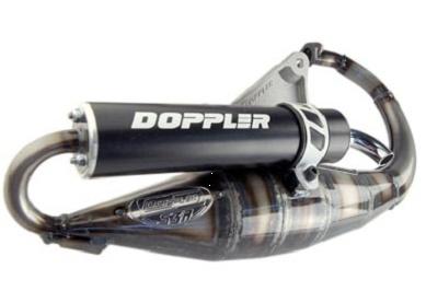 Pot Doppler S3R Evolution Booster silencieux noir
