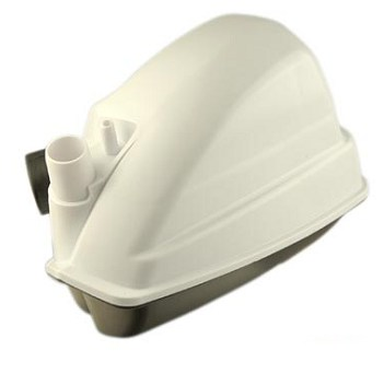 Filtre a air adaptable origine Ludix (blanc)