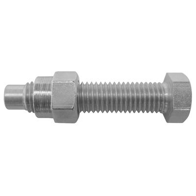 Tendeur Chaine Pour MBK M7X100 Avec Ecrou Epaule (Vendu A L'Unite) (Algi 02283000)