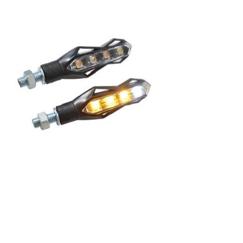 Clignotants SMART LEDS + Feu de position intégré (LED)