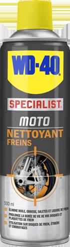Nettoyant frein WD-40 SPECIALIST MOTO (500 ml)