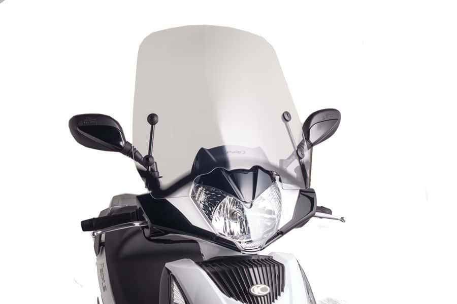 Pare-Brise Incolore TS KYMCO 125 / 200 / 300 PEOPLE GTI - PUIG