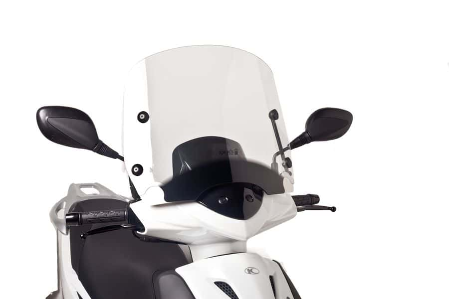 Pare-Brise Incolore TS KYMCO 50 / 125 AGILITY CITY - PUIG