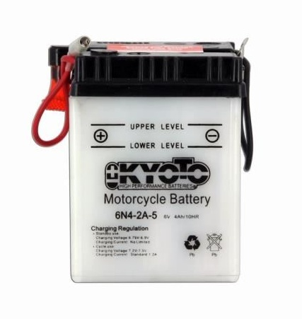 Batterie 6V 6N4-2A-5 (Yamaha Chappy 50)