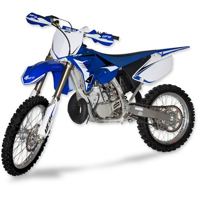 Kit Carenages YAMAHA 125/250 YZ 2006-2014 / 144 YZ 2006-2009 Couleur Origine UFO