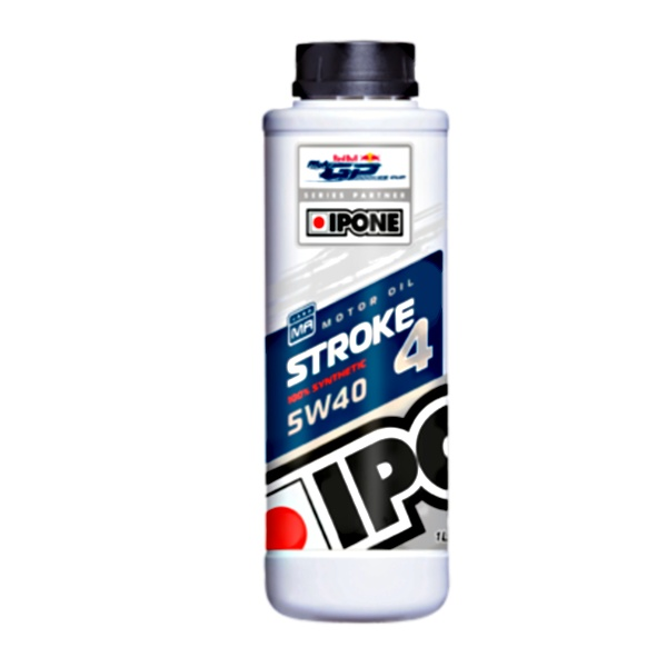 Huile 4T Ipone Moto Stroke 4 (5W40 - 1L)