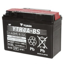 Batterie 12V YTR4A-BS YUASA (Prête à monter)