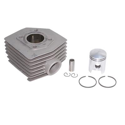 Cylindre Adaptable MBK 51, 41, Club Air -Alu Nikasil P2R-