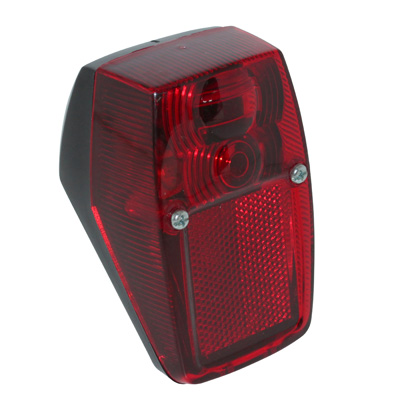 Feu Ar Adaptable PEUGEOT 103 MVL Ancien Modele Rouge