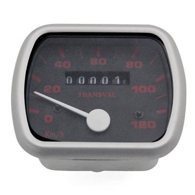 Compteur Transval 120Km-H Pour PEUGEOT 103 MVL 17 Pouces (Avec Demultiplicateur + Transmission)