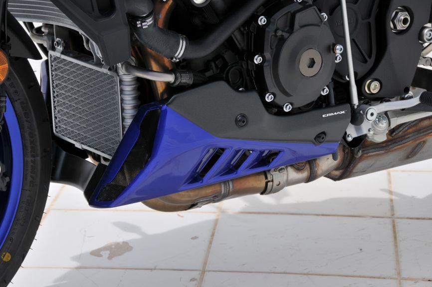 Sabot Moteur Yamaha 1000 MT-10 2016-2017 ERMAX Brut
