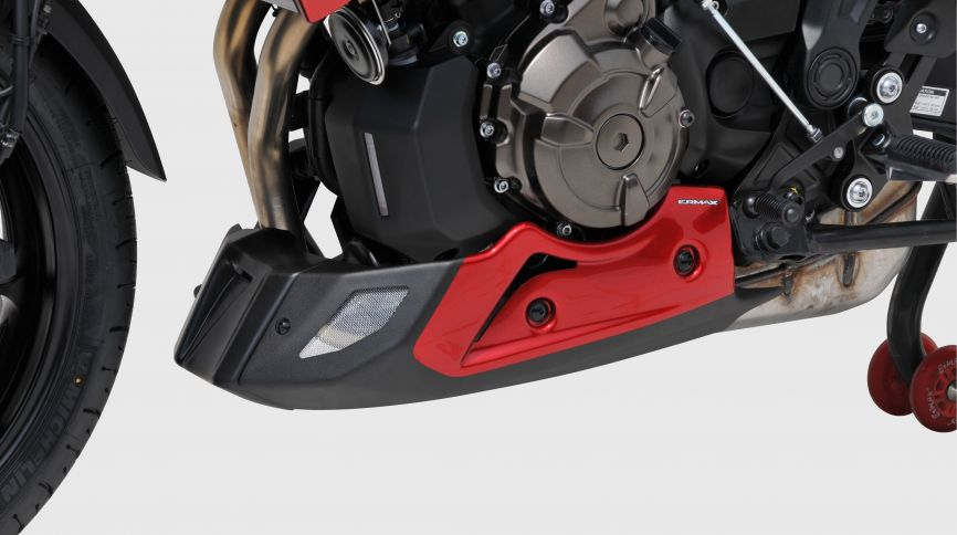 Sabot Moteur Yamaha 700 MT-07 TRACER 2016 ERMAX Brut