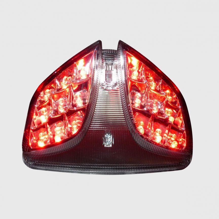Feu arriere specifique Suzuki 650 SV N LEDS - ERMAX