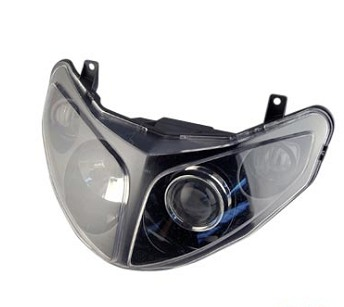 Optique de phare peugeot 50 Speedfight 2 / XR6