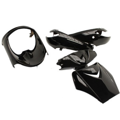 Kit carenages peugeot 50 Vivacity 1999-2007 (Noir)
