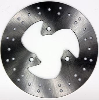 Disque de frein D190x79,5x58,2 (3trous D8.5mm) epaisseur 4mm
