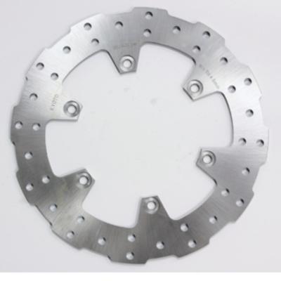 Disque de frein Yamaha Festonné D267x150x132mm (6 Trous D8.5mm) Epaisseur 5mm
