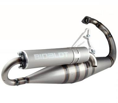 Pot Bidalot S3R Verni Piaggio - Gilera 50 GunMetal