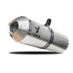 Pot IXRACE X-Pure SUZUKI 1300 GSX-R HAYABUSA 1999-2007 Cote droit (silencieux)