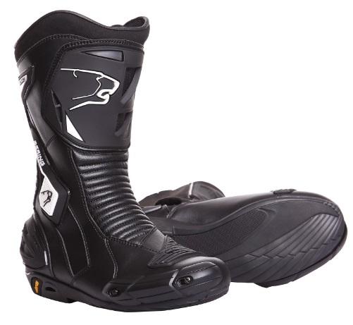 Bottes Moto BERING X-RACE-R Noir Pointure 40